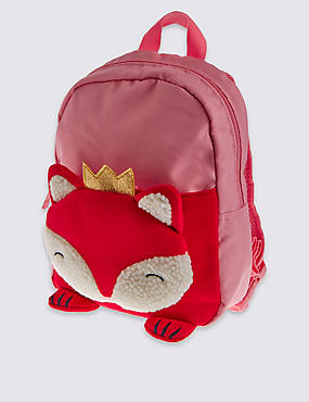 Kids' Fox Rucksack Bag