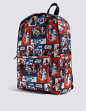 Kids' Star Wars™ Backpack, BLACK MIX, catlanding
