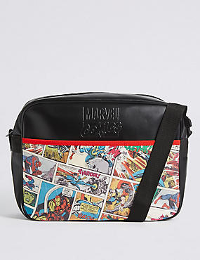 Kids' Marvel Messenger Bag