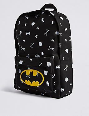 Kids' Batman™ Backpack , BLACK MIX, catlanding