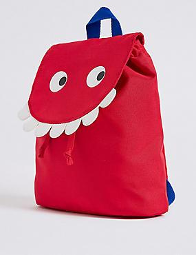 Kids' Novelty Backpack , RED MIX, catlanding
