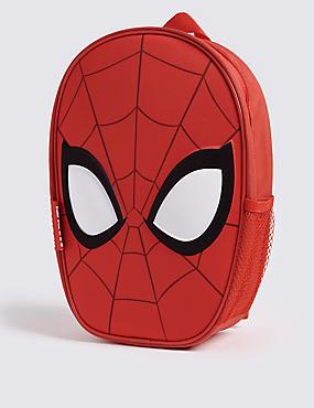 Kids' Spider-Man™ Rucksack Backpack, RED MIX, catlanding