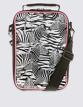 Kids' Zebra Lunch Bag with Thinsulate™
