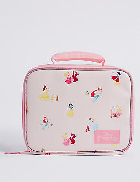 Kids' Disney Princess™ Lunch Box with Thinsulate™, PINK MIX, catlanding
