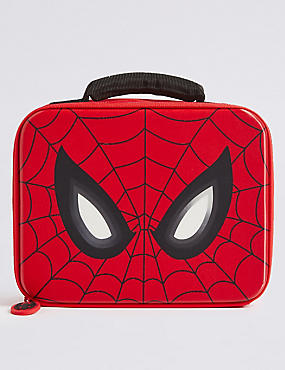 Kids' Spider-Man™ Lunch Box with Thinsulate™, RED MIX, catlanding