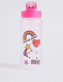 Kids' Badge Water Bottle