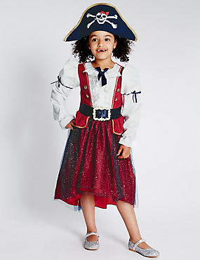 Kids' Pirate Girl Dress