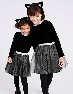 Kids' Dress Up, BLACK MIX, catlanding
