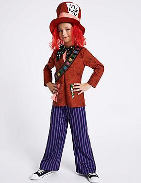 Kids' Alice in Wonderland™ Dress Up, BROWN MIX, catlanding