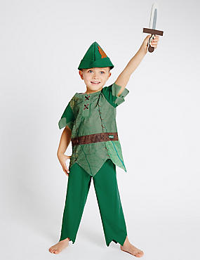 Kids' Peter Pan Costume Dress Up