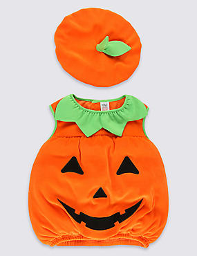 Kids' Pumpkin Dress Up Costume