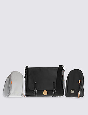Prescott Shoulder Changing Bag