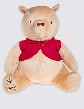 Classic Winnie the Pooh Giant Plush