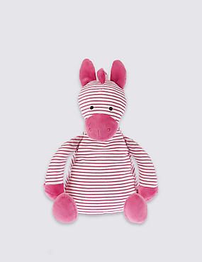 Zebra Chime Toy