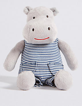 Baby gifts baby shower gifts ms hippo in dungarees negle Choice Image