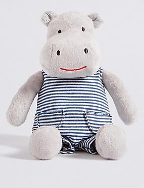 Hippo in Dungarees, , catlanding