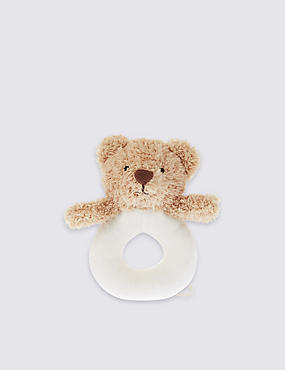 Bear Ring Rattle