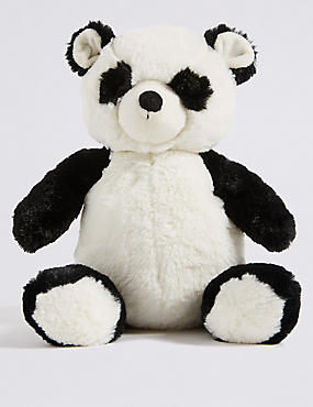 Panda Soft Toy, , catlanding