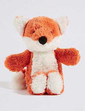 Fox Soft Toy, , catlanding