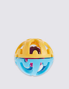 Kids' Rattle Ball