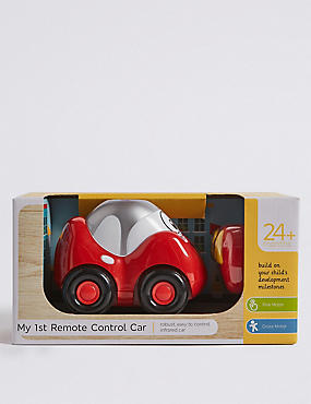 My 1st Remote Control Car