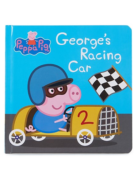 Peppa Pig™ George's Racing Car Story Book