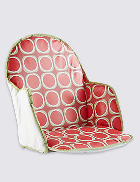 Watermelon Highchair Insert Cushion