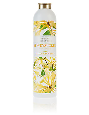 Honeysuckle Talcum Powder 200g