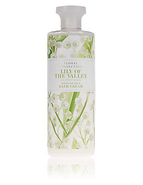 Lily of the Valley Bath Cream 500ml