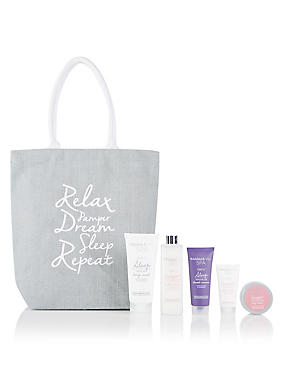 Pamper & Sleep Spa Bag