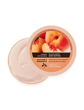 Peach Body Butter 200ml