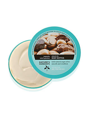 Argan Oil Body Butter 200ml