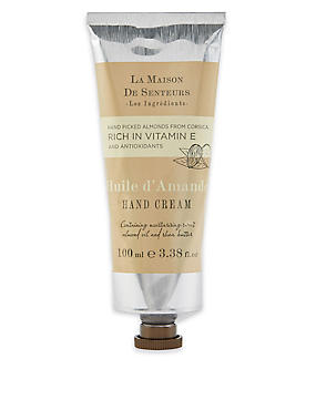 Almond Hand Cream 100ml