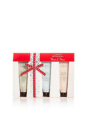 Hand Cream Trio Gift Set
