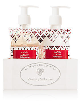 Limited Edition Vanille Épicée Hand Care Duo