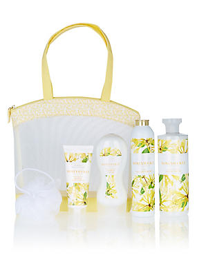 Honeysuckle Toiletry Bag