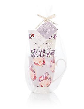 Lavender Mug Gift, , catlanding