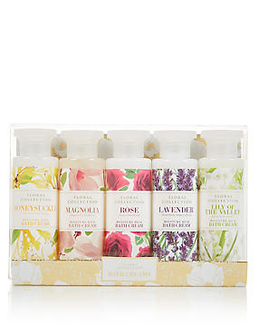 Bath Cream Collection Gift Set