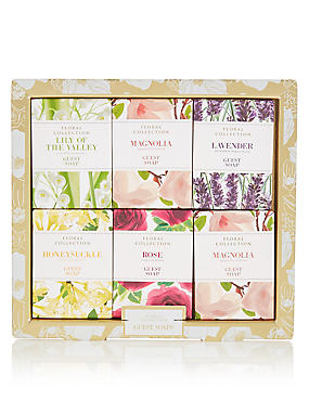 Mixed Guest Soap Gift Set, , catlanding