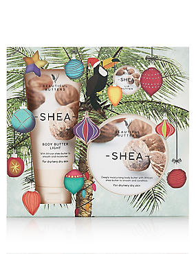 Shea Butter Collection, , catlanding