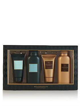 Shower Gel & Talc Gift Set, , catlanding