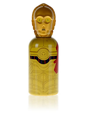 Force Awakens C-3po Bubble Bath