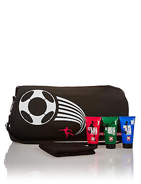 Away Kit Bag & Toiletry Collection 225ml