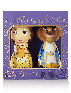 Beauty & The Beast Bubble Bath Duo