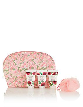 Rose Weekender Bag Gift Set, , catlanding