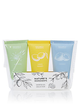 Shower Gel Collection, , catlanding