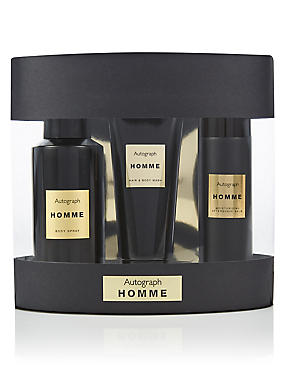 Homme Oval Mixed Gift