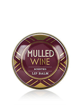 Mulled Wine Lip Balm 12g
