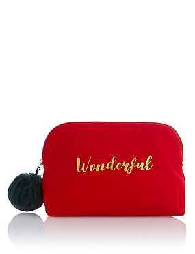Wonderful Cosmetic Bag