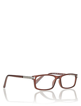 Rectangle Frame Reading Glasses